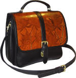 Click to see large Executive Saddle Bag